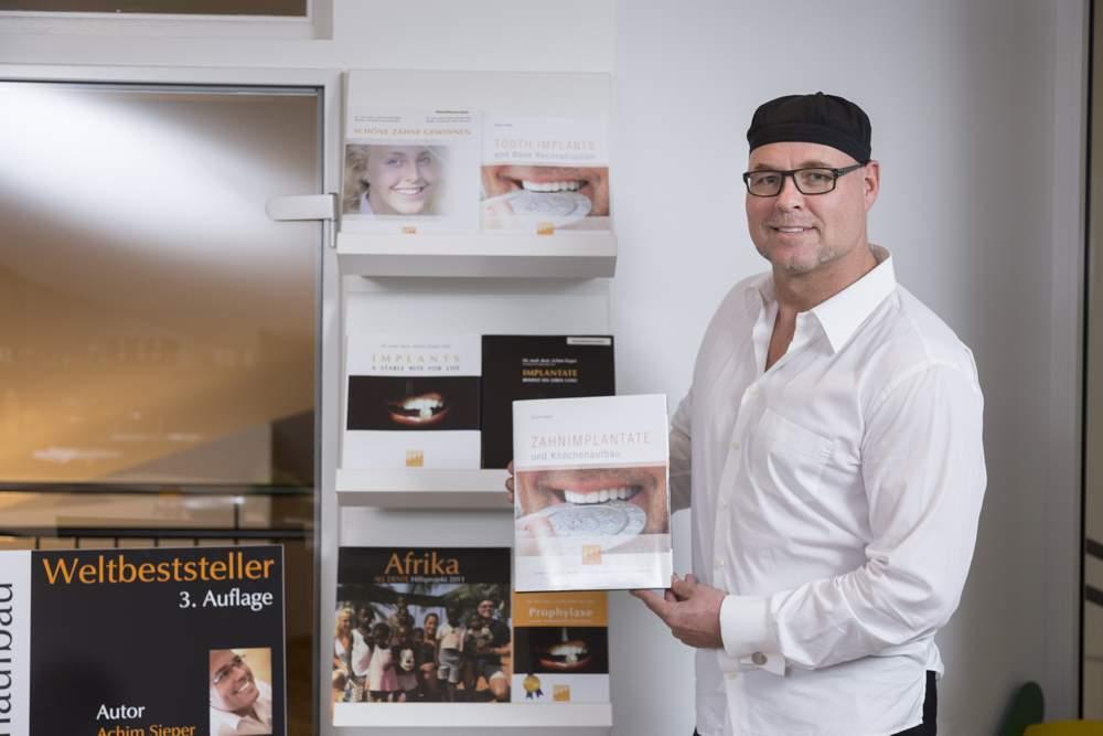 Zahnimplantate von Dr. Achim Sieper bei ALL DENTE.