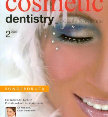 Cosmetic Dentistry: Sonderdruck für Keramikveneers