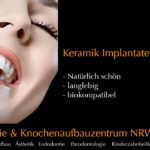 Keramik-Implantate in der Implantologie der Zahnarztpraxis ALL DENTE MVZ.
