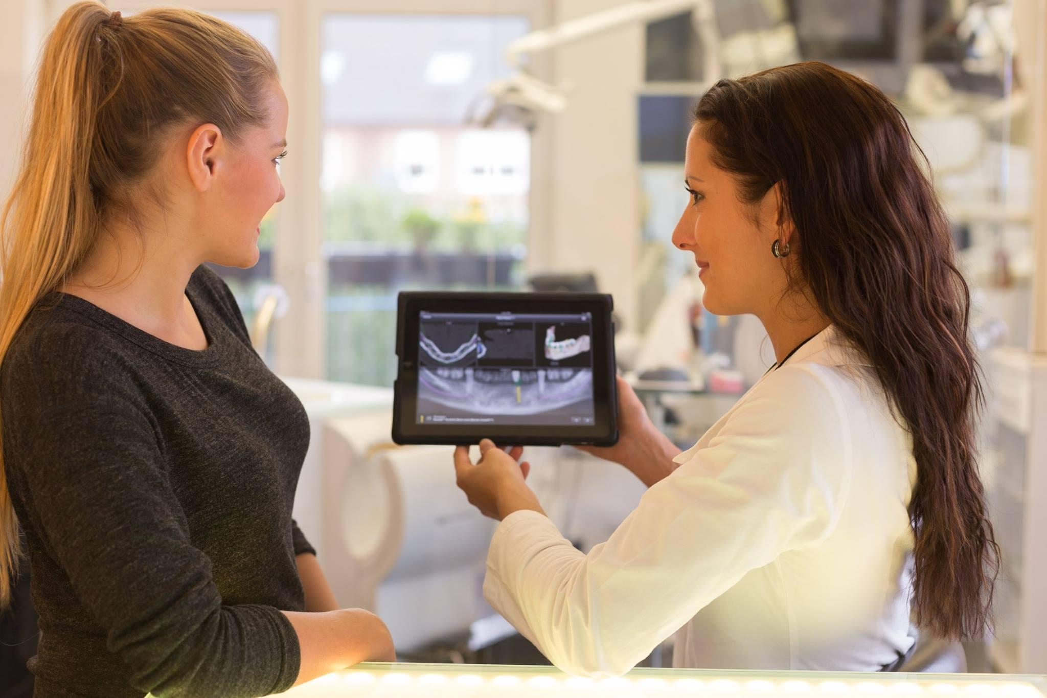 Moderne Behandlungsmethoden bei All-Dente.