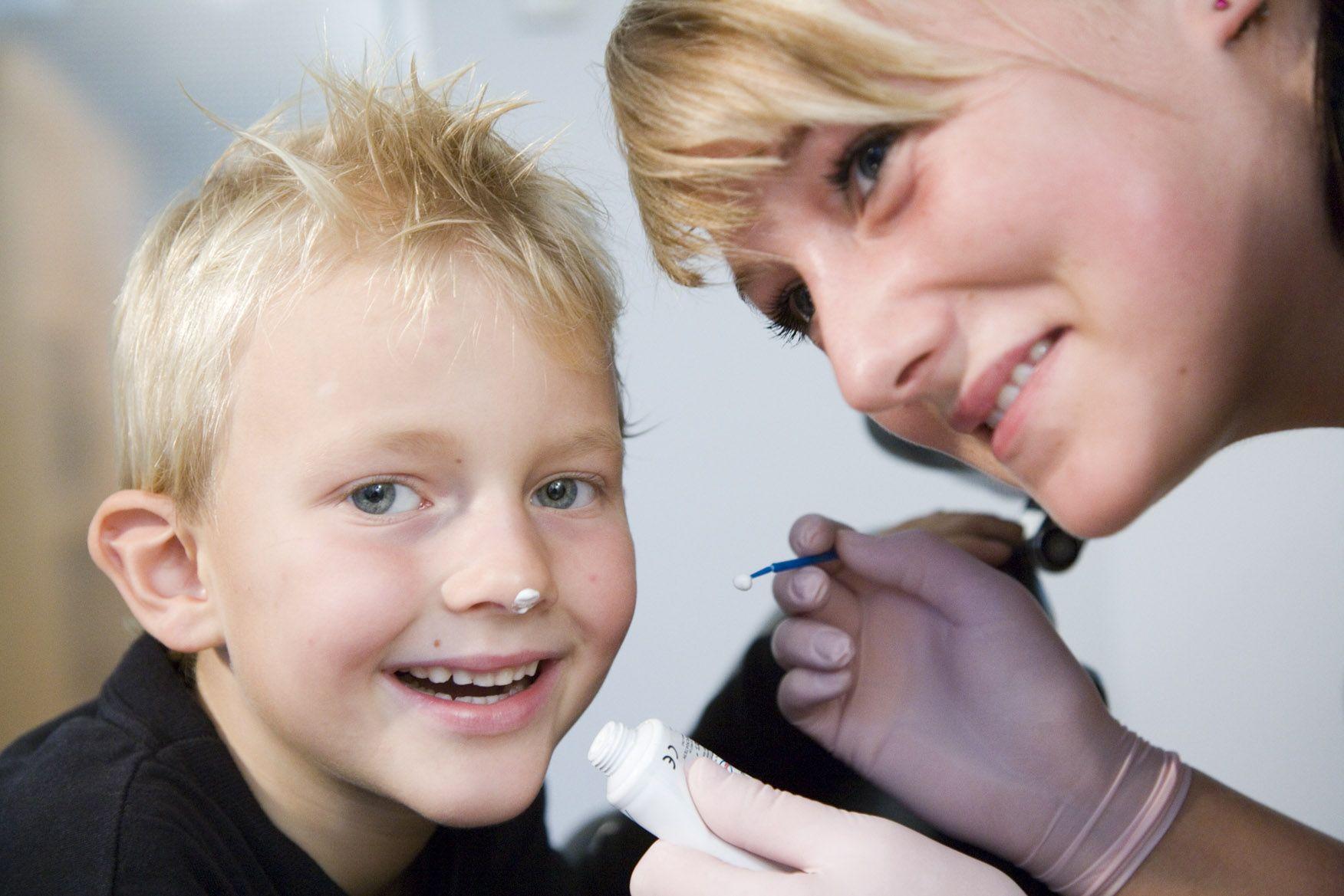 Kinderfreundliche Behandlung beim Zahnarzt in Kamen.